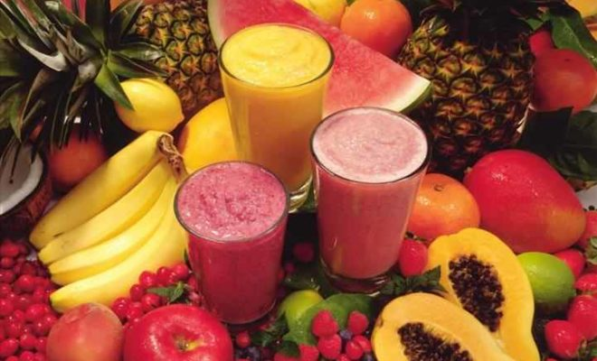 smoothies kentriki
