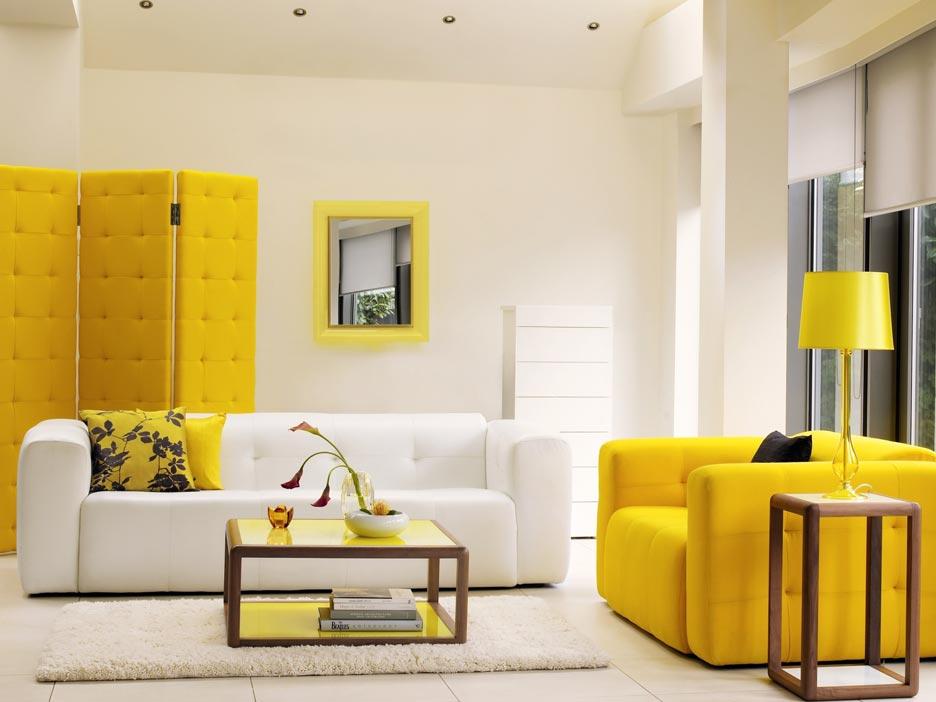 Το κίτρινο στη διακόσμηση του σπιτιού! - Design Magazine