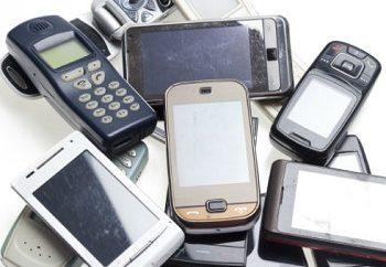 Παλιά smartphones