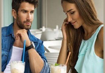 Ερωτική γλώσσα σώματος και άντρας