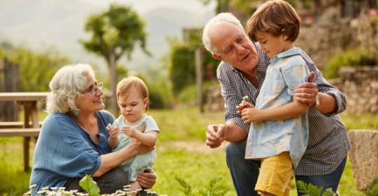 Παππούδες και εγγόνια 2