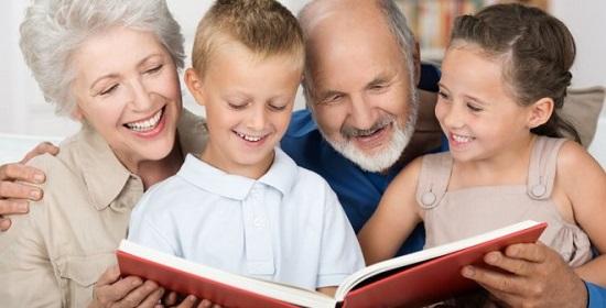 Παππούδες και εγγόνια 3