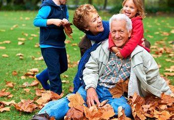 Παππούδες και εγγόνια