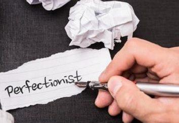 Percectionist