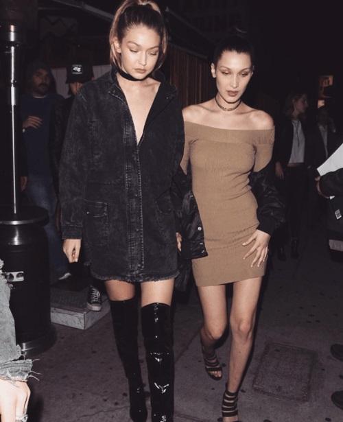 Bella και Gigi Hadid