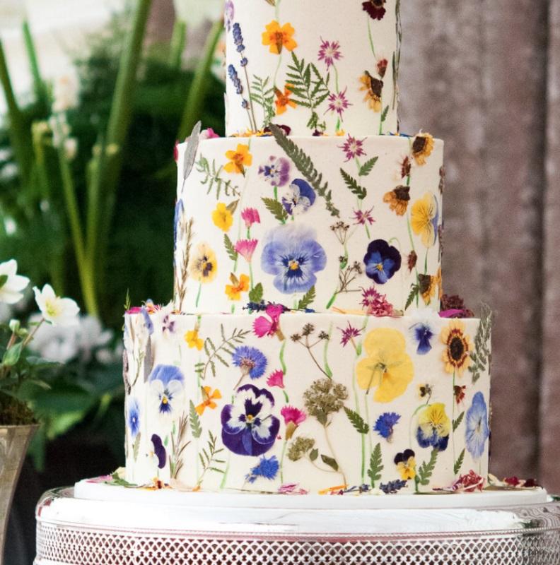 τούρτα γάμου 2020