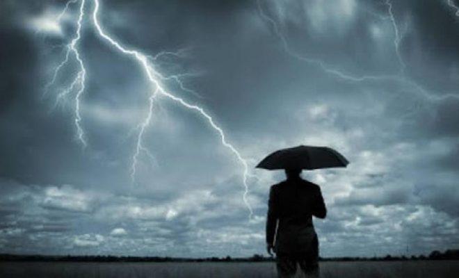καταιγίδες