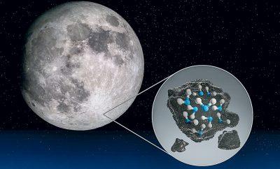 Νερό σελήνη
