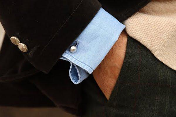 μανικετόκουμπα cufflinks