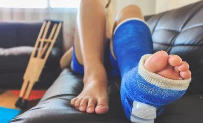 τραυματισμό