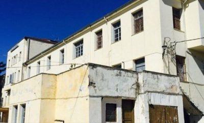 τρίκαλα πρώην στρατόπεδο