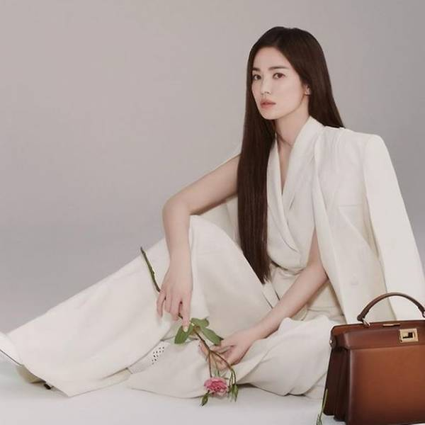 Song Hye-Kyo-Fendi